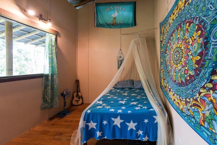 SomerTime InnTinamou Room - Puntarenas Province - บ้าน