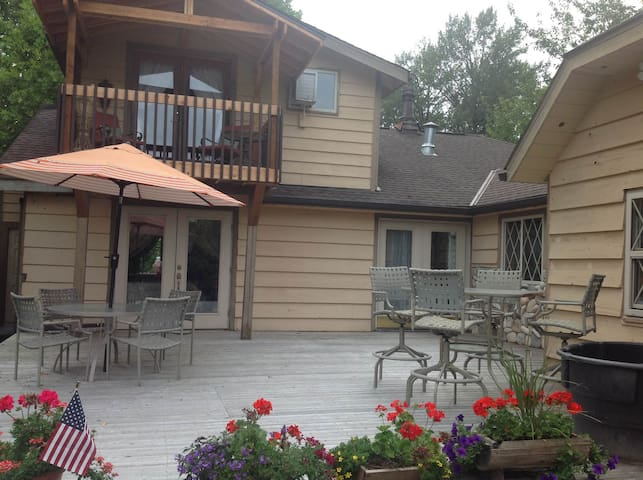 The Cottage - Suite - Arlington - Aamiaismajoitus