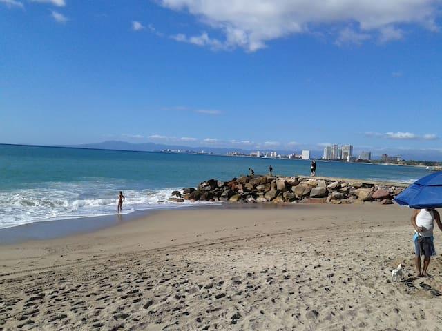 Apto. Con excelente ubicacion. - Puerto Vallarta