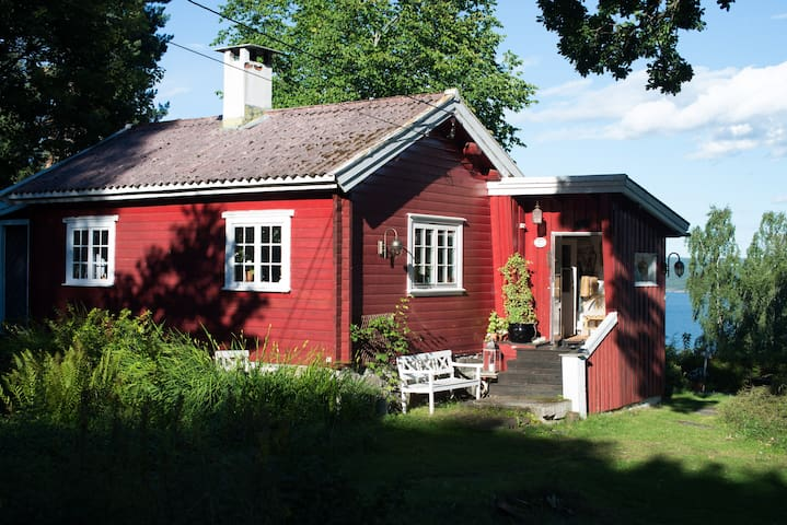 Beautiful house with seaview and garden! - Nesodden - Hus