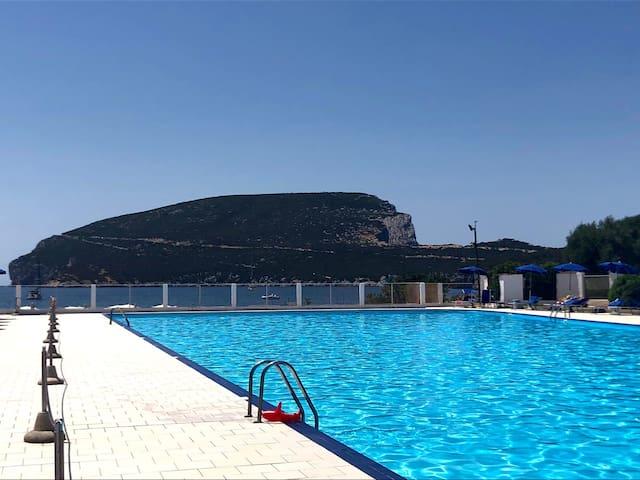 Casa Corallo in Residence con piscina