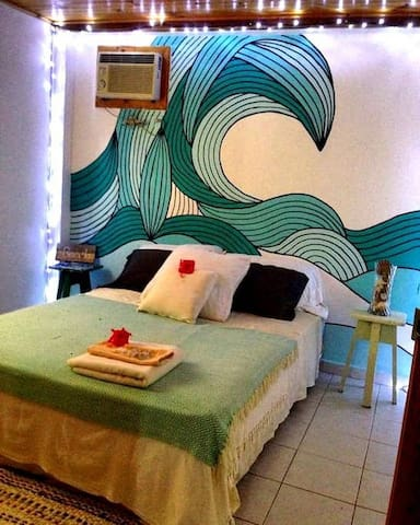 Peaceful House with water front view!!! - Bocas del Toro - Hus