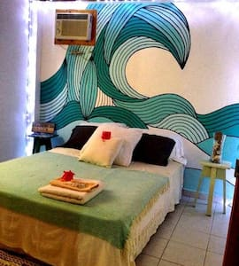 Peaceful House with water front view!!! - Bocas del Toro - Haus