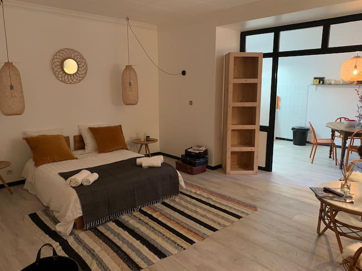 Charmant petit appartement - 10min centre de Lyon