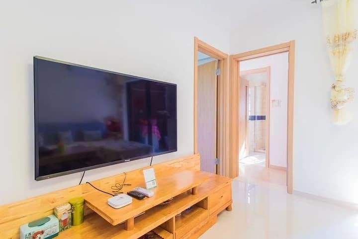 珠海万科3房2卫2厅房是您旅游入住温暖的家