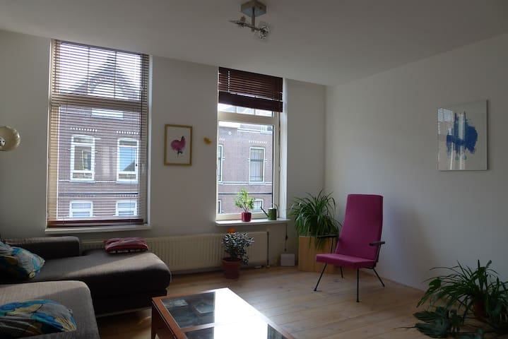 Sunny 2Br apartment - Rotterdam - Apartment