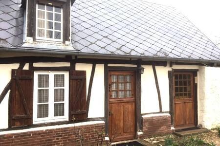 Cottage à la Normande ! - Grosley-sur-Risle - 独立屋