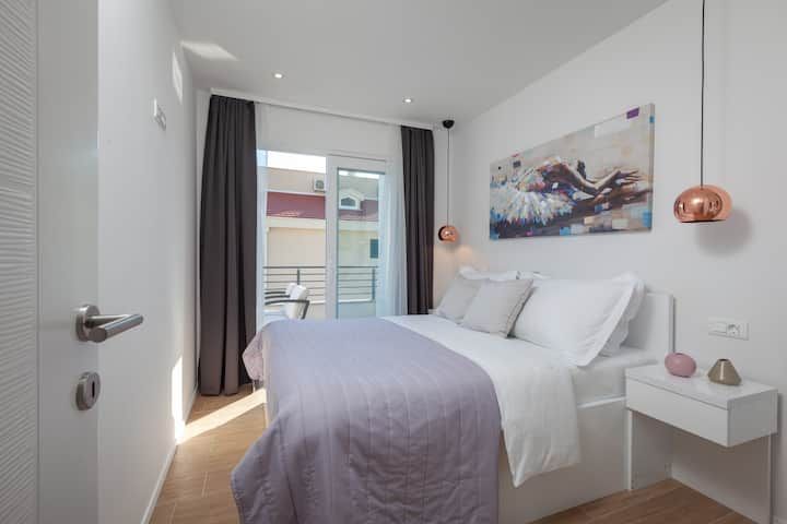 Spend your vacation in brand new apartment!