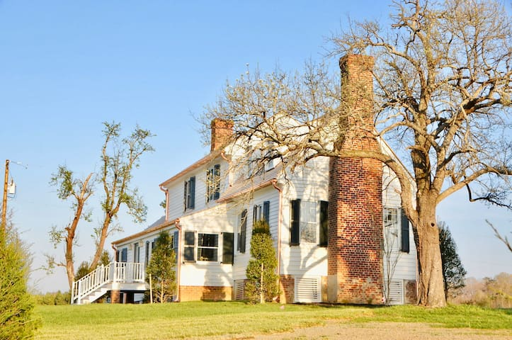 Cedar Lane Plantation dated back to early 1809