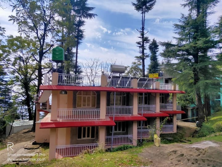 Triund View Homestay ( Deluxe Rooms)