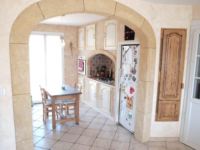 Jolie Villa proche Aix en Provence et Marseille - Velaux - Villa