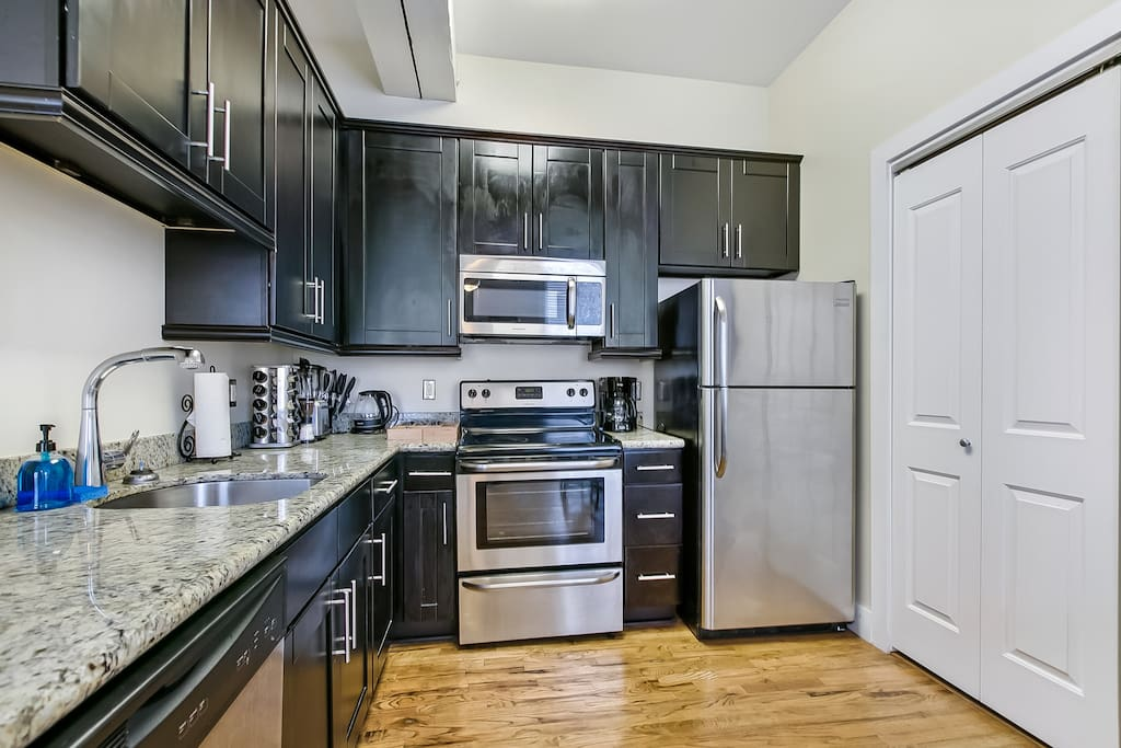 Great location just on the other side of Canal St from the French quarter. Within walking distance of everything downtown and right around the block from the trolley. - Ryan