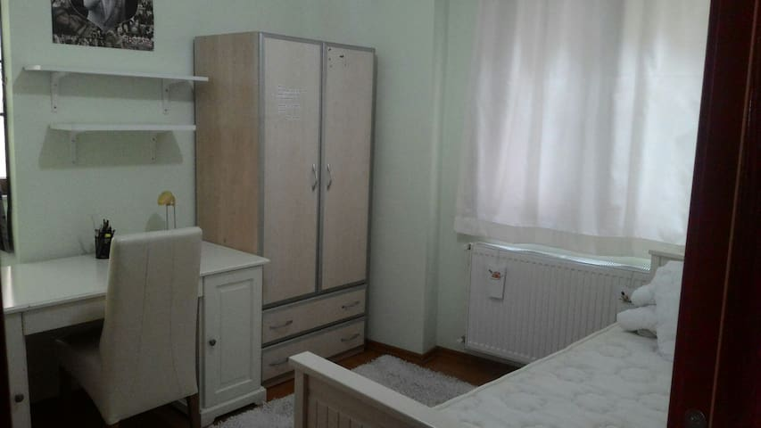 Clean, close to city center