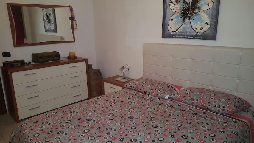Semplice e comodo flat in centro - Cosenza - Apartamento
