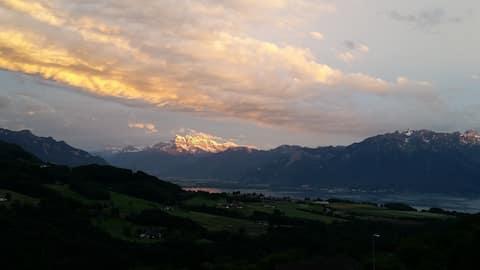 Veveyse Valley Chalet