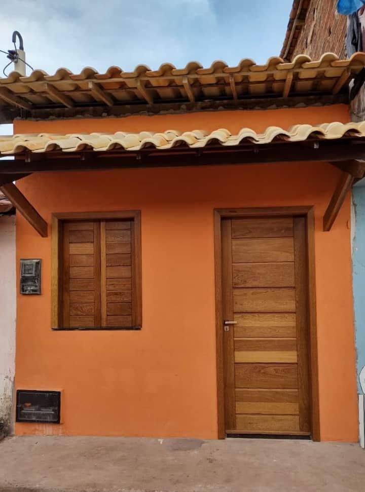 Casa da Leila e Rodrigo: 3/4, Wifi, ar, tv a cabo