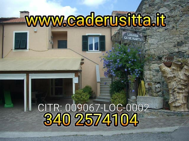 """Ca' de Rusitta"" b&b sport&natura"