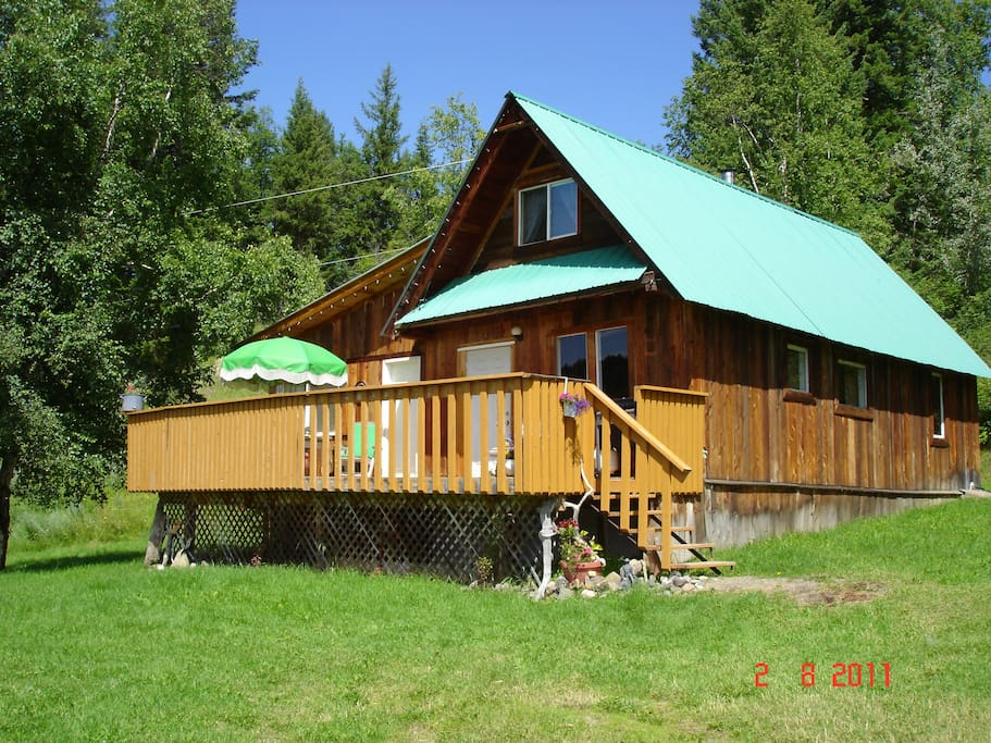 Heritage Farmhouse Cottage on the Gold Rush Trail