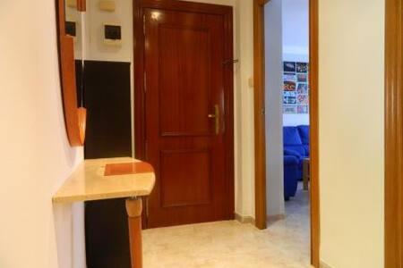 Piso acogedor en pleno corazón universitario - València - Wohnung