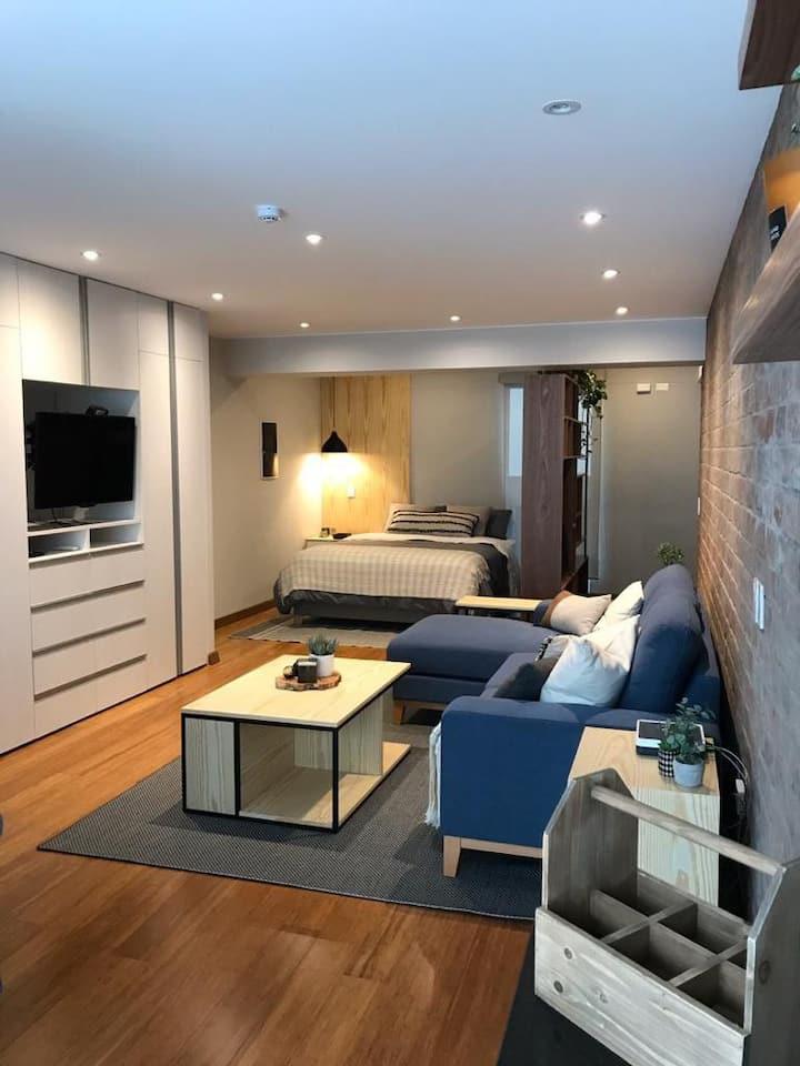 Moderno Loft en el corazón de Barranco