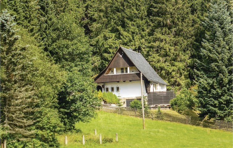 Holiday cottage with 2 bedrooms on 90m² in Tellerhäuser