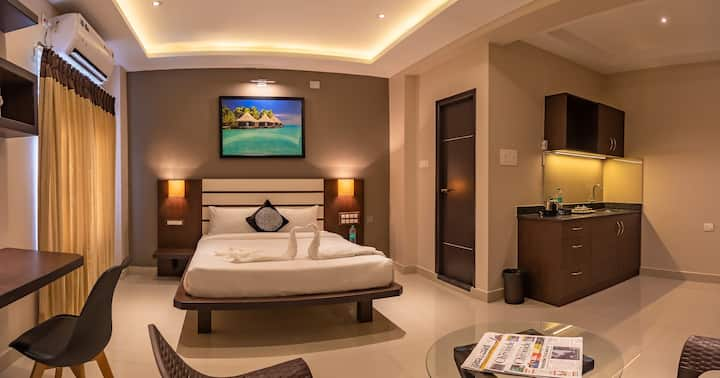 Aadya Elite Premium Studio Room 5