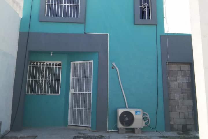 Bonita Casa, Ideal Para Hospedarse en Matamoros