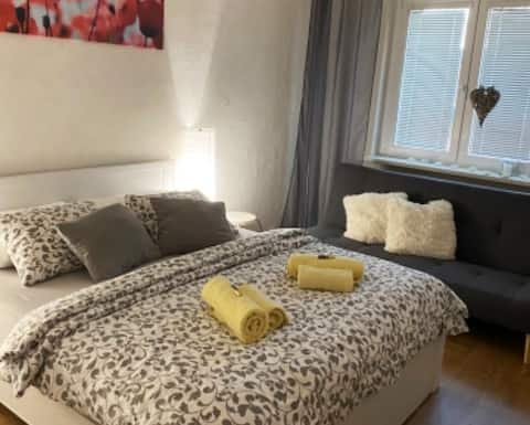 Útulný byt  poblíž centra v Hodoníně