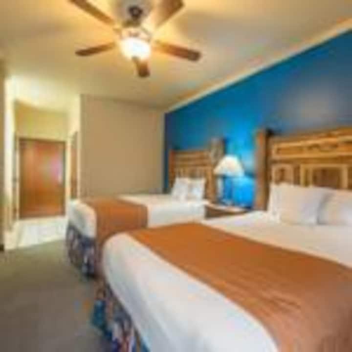 Private Room at La Hacienda Inn