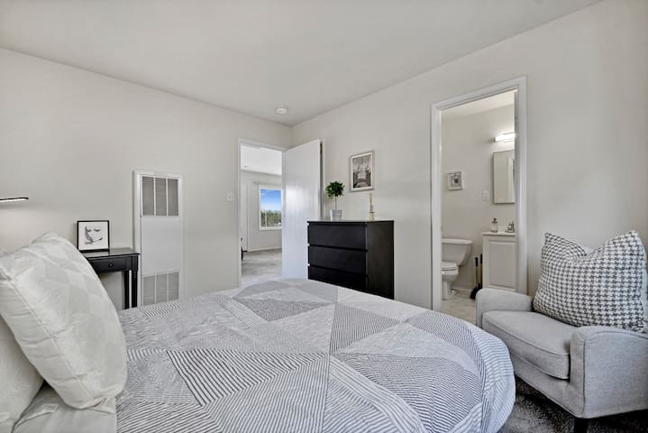 Charming 1B Private Home (Near BART Station)