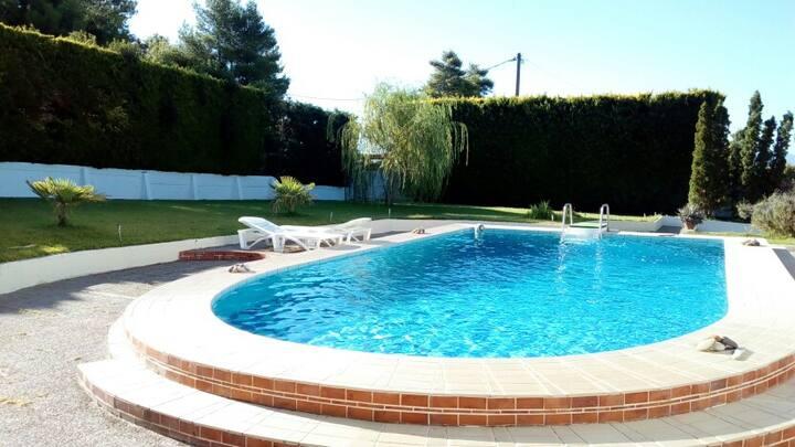 Luxury, relaxation, privacy-Villa Johanna