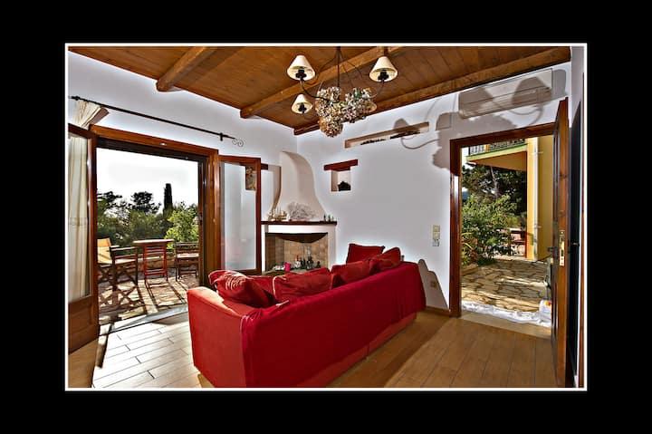 Studio New close to the best beaches of Lefkada