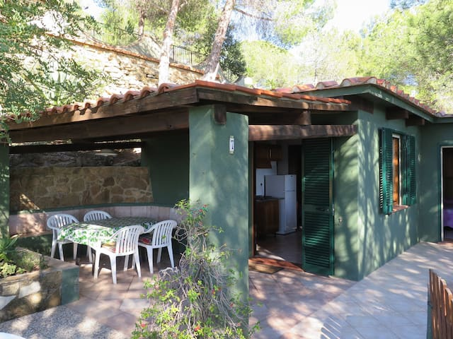 House Residence Piccola Oasi for 4 persons
