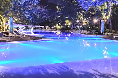 Seaside One Bedroom Tambuli Resort 5 star Condo