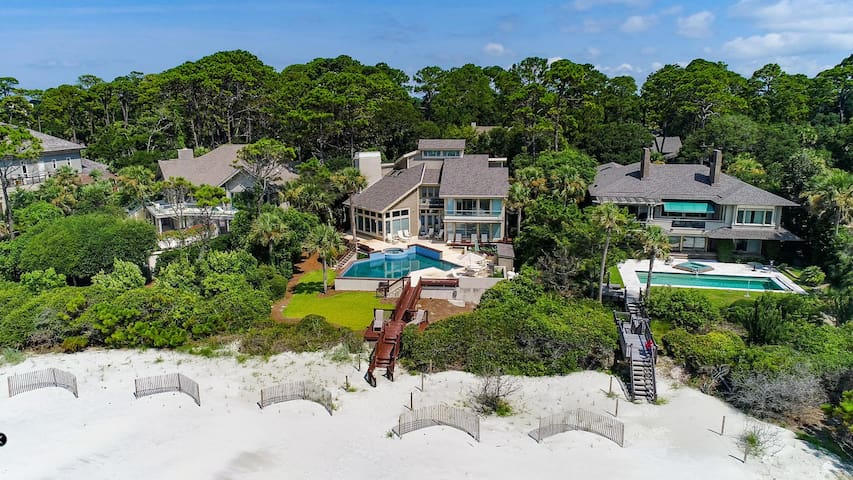 23 Red Cardinal Oceanfront Sea Pines