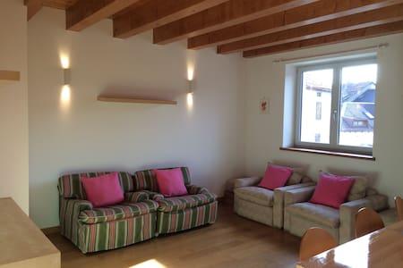 Appartamento nuovo e super comfort - Camporovere - Apartamento