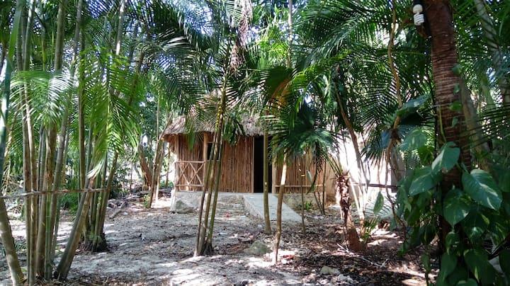 Cabañas ecológicas en la Zona Maya