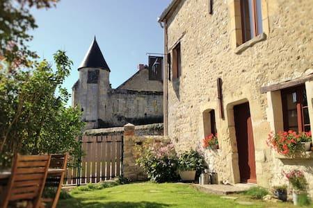 Le clos de la tourelle,gîte de charme en Champagne - Arcis-le-Ponsart - Ház