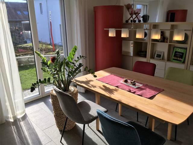 Flawil 1.5-Zimmer-Wohnung mit Garten, s. preiswert