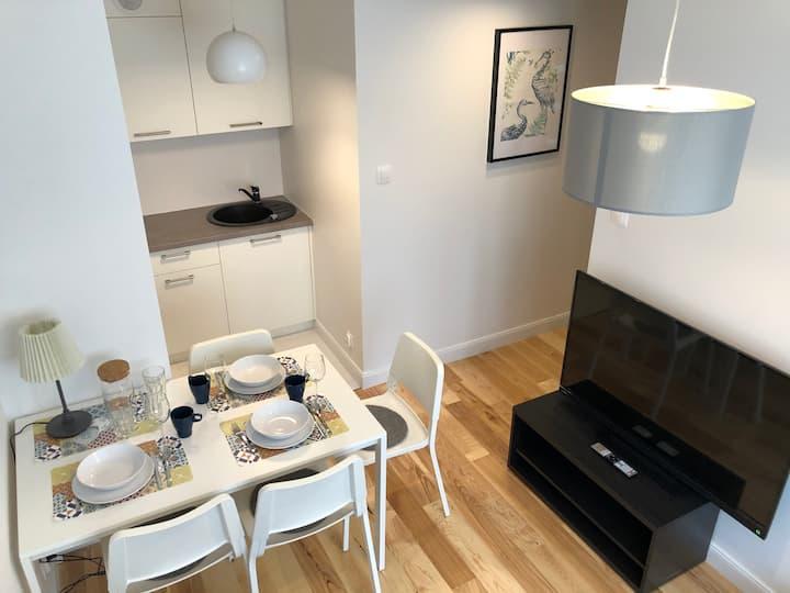 CR Przytulny Apartament przy Pałacu Branickich