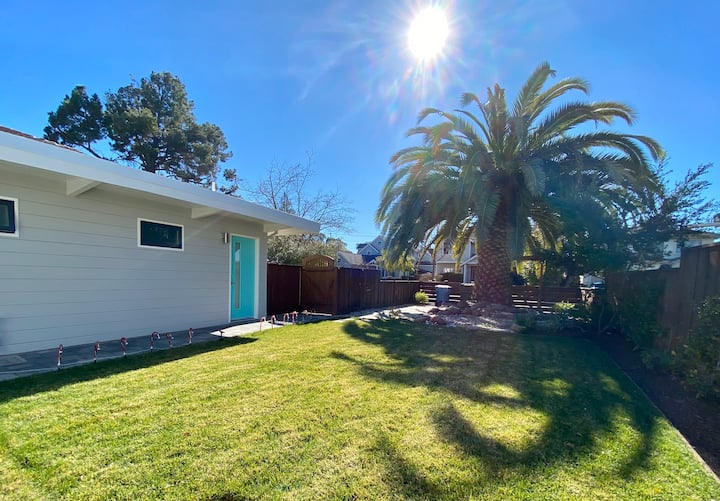 Brand New Convenient Guest Suite in Palo Alto