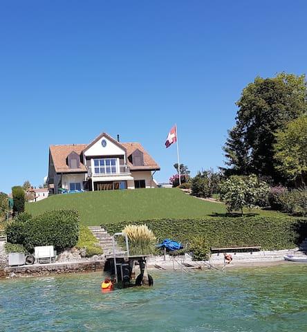 Villa Le Farinet