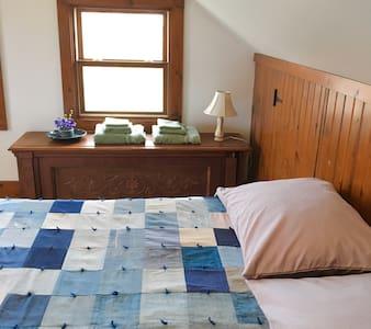 Farm Stay,  Schoolhouse Gable Room