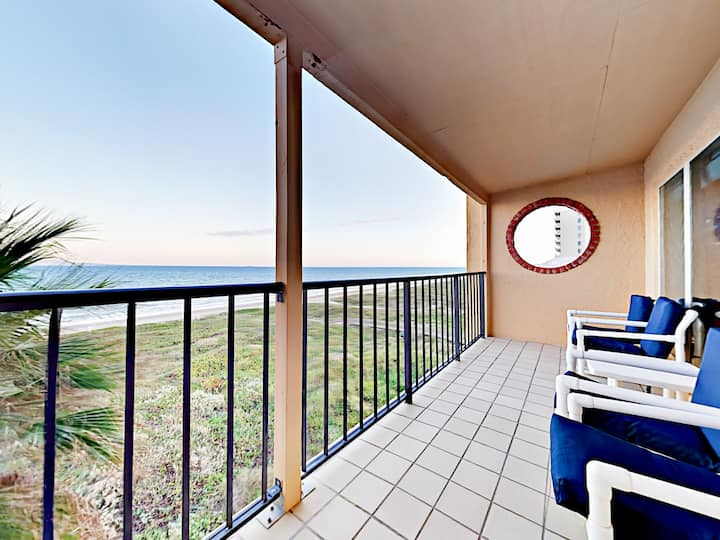 Updated, Top Floor, Oceanfront, Suntide II