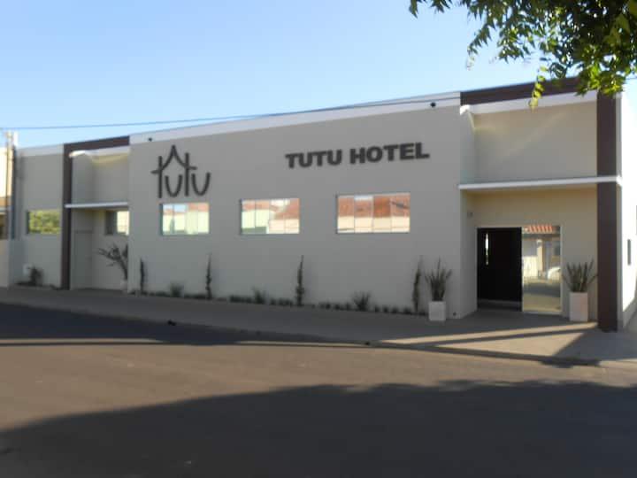 TUTU HOTEL APARTAMENTO DUPLO