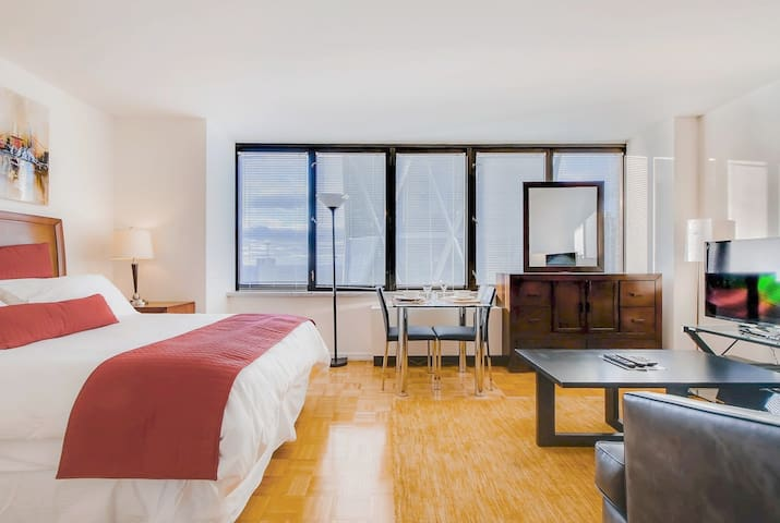 Upscale Studio | Great for Traveling Nurses | NYC