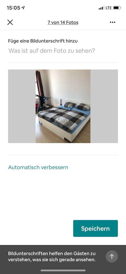 2 Zimmer Wohnung Nähe ostkreuz