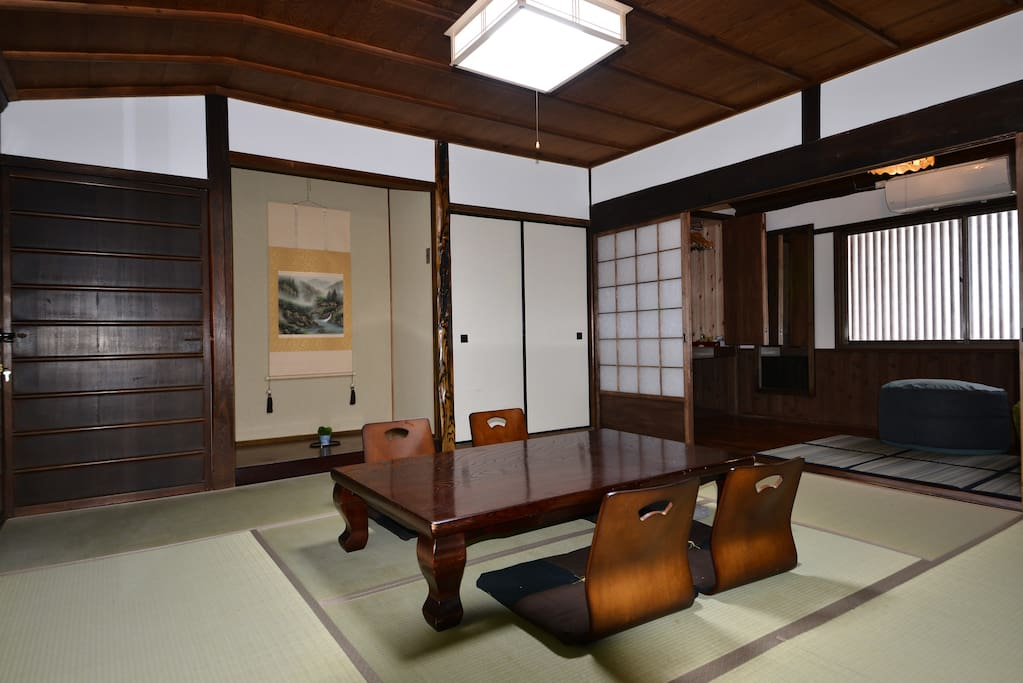 13㎡ Japanese style room