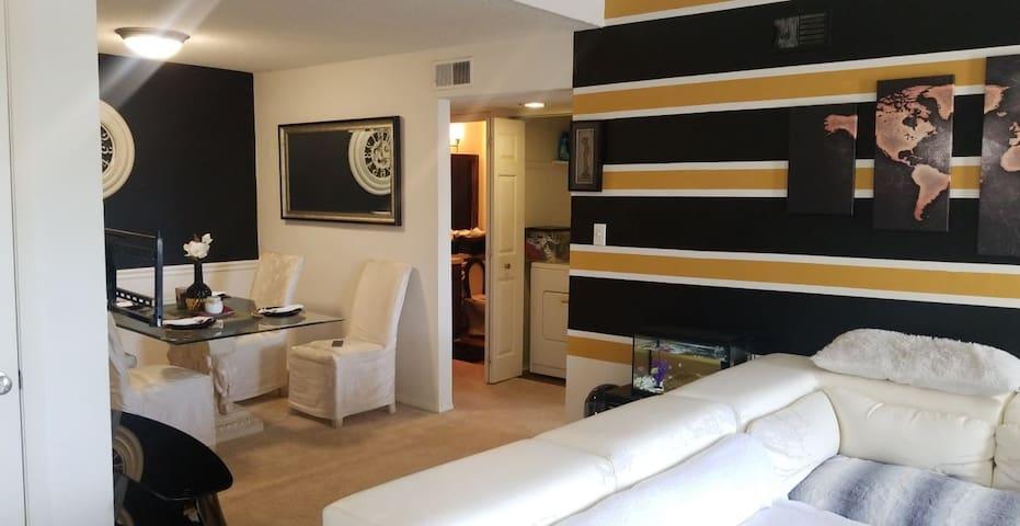 Luxurious Super Cozy 1 BR Town Center Apartment