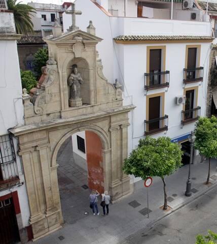 En el corazón de Córdoba - Kordoba - Apartament